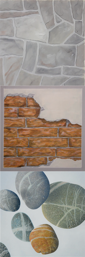 Beispielbild Kurs KA-02 Künstler-Wissen: Stein-Imitationen